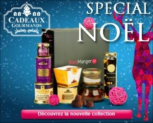 Panier Gourmand Cadeaux Gourmet Noel Fetes Fin Année
